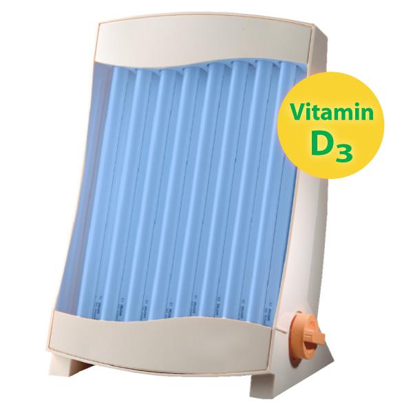 Gesichtssolarium 838 Vita D3