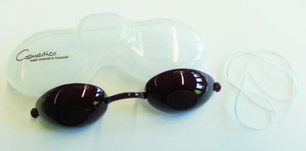 Googles - UV-Schutzbrille mit Gummizug