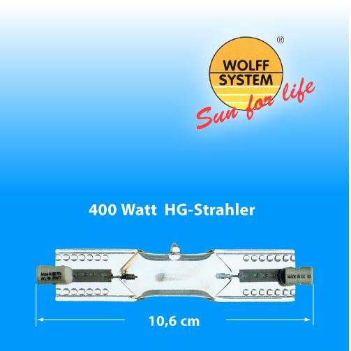 SUPERCRYSTAL HI-TEC 400W R7s