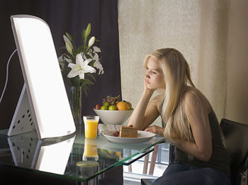 INNOLUX® Mesa 160 Mega Bright DIM Lichttherapiegerät