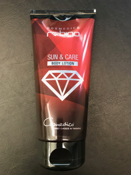 RUBINO SUN & CARE BODY LOTION 200 ml