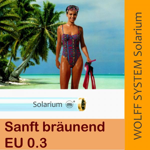 Solarium Plus 25W