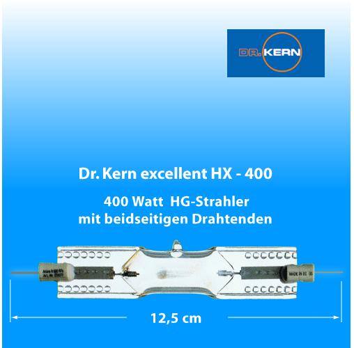 Dr. Kern excellent HX 400 D